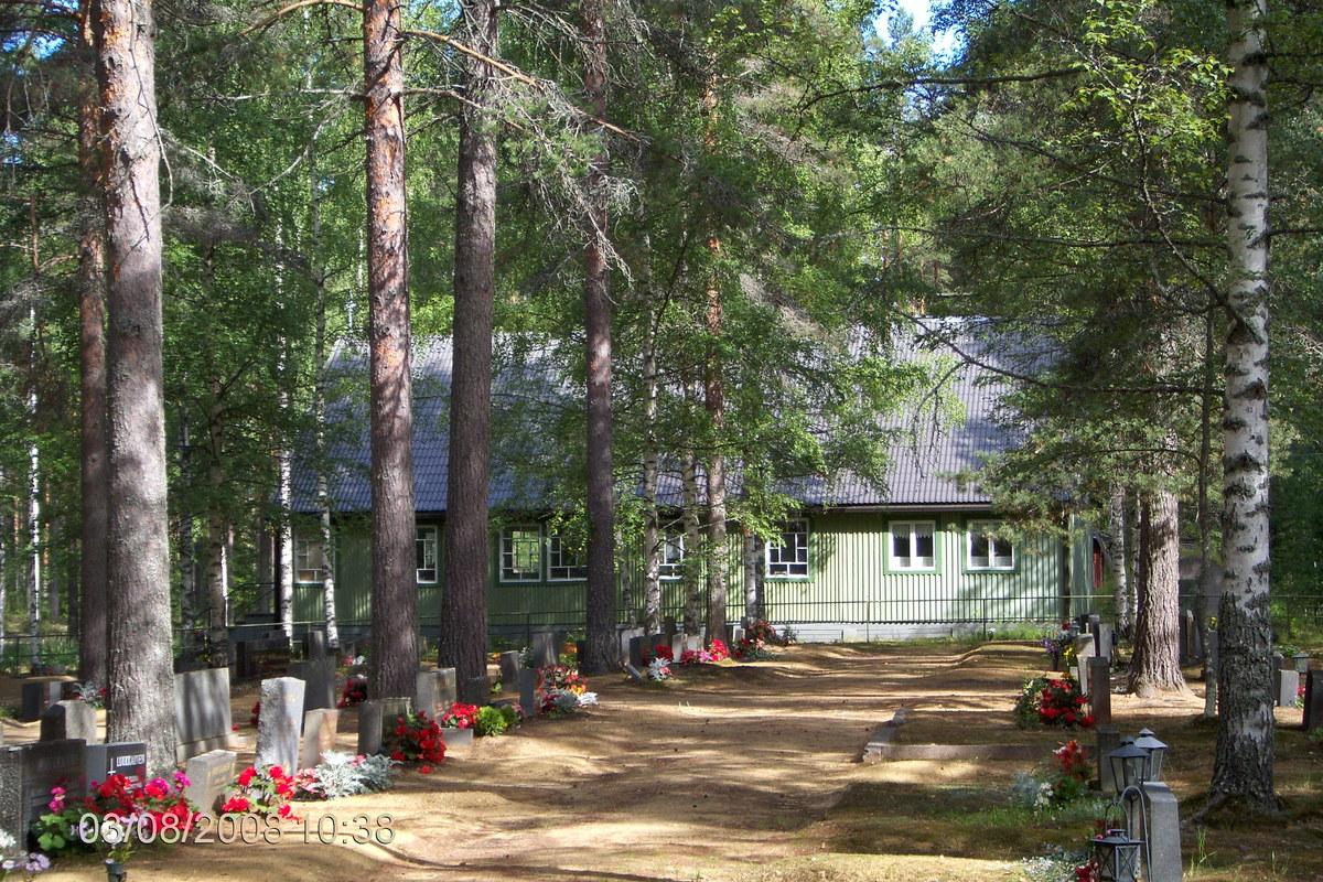 Väärämäen hautausmaa