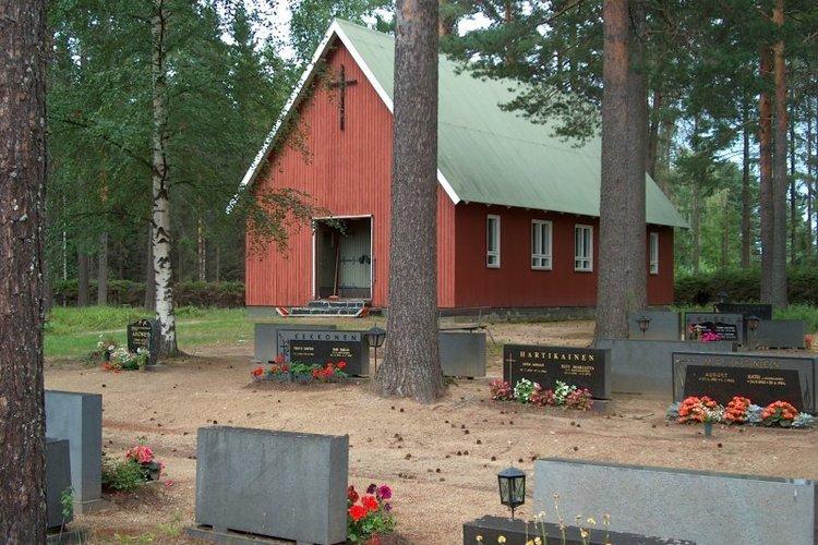 Heinoniemen kirkko