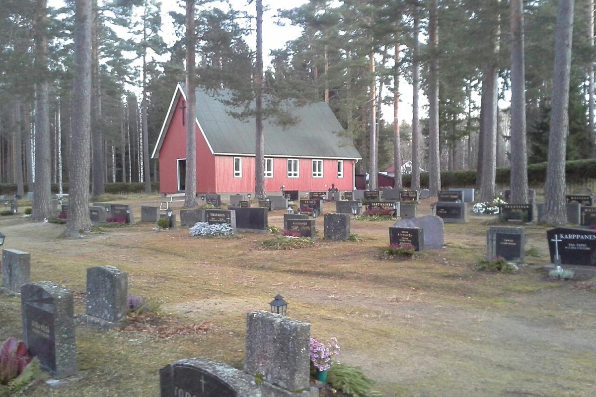 Heinoniemen hautausmaa