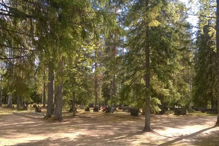 Valkeavaaran hautausmaa