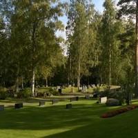 Palomäen hautausmaa