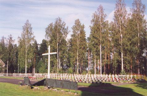 Kesälahden hautausmaa