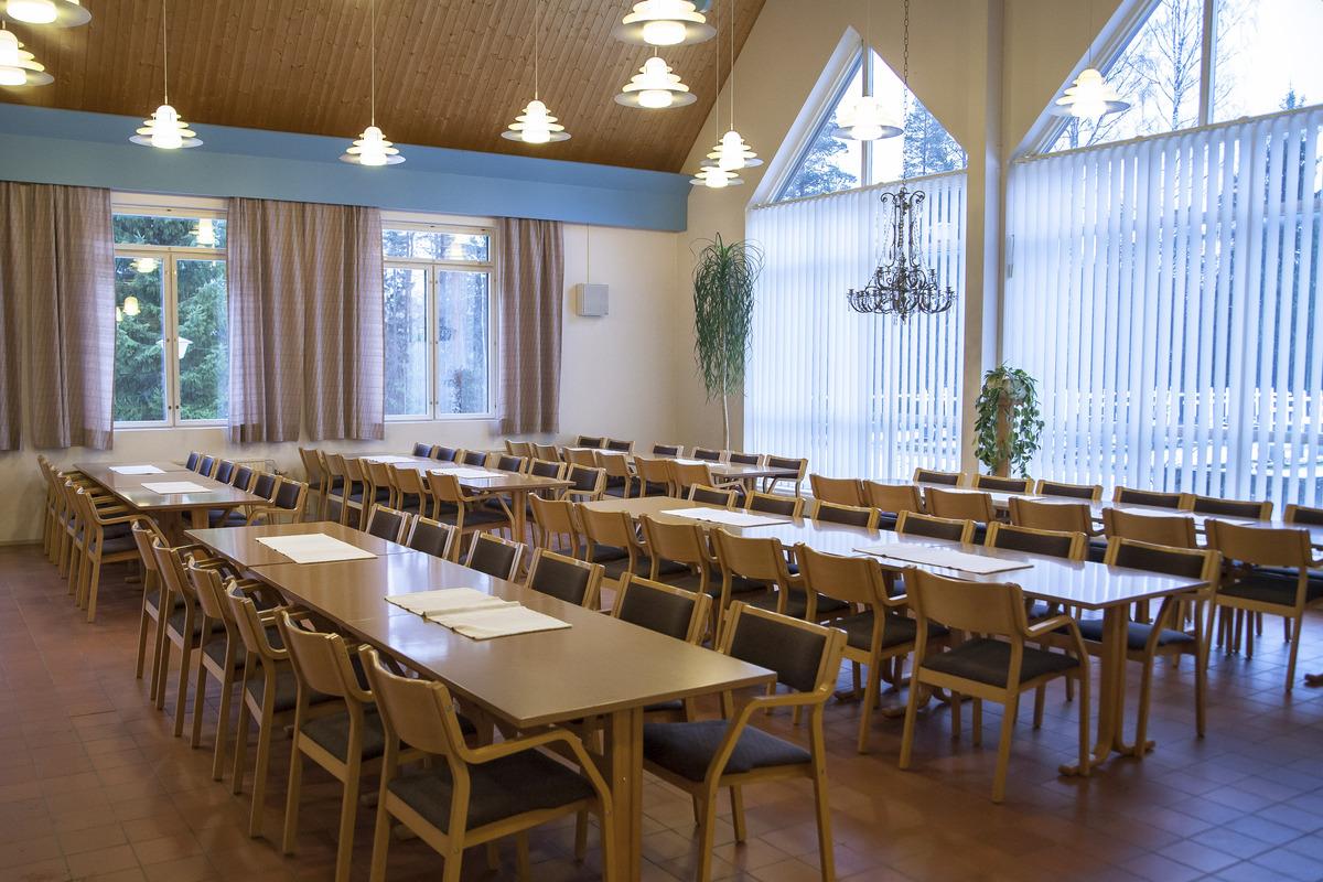 Kesälahden seurakuntasali